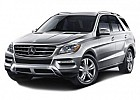 Mercedes ML M-klasse 3 ML300 (W166) 2011 - 2015